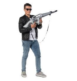 Opblaasbaar machine geweer
