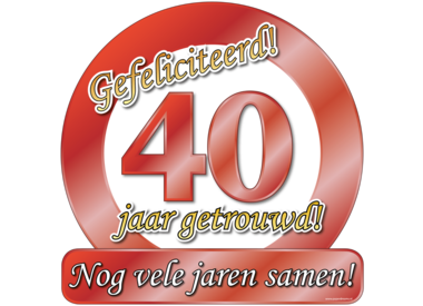 40 jaar