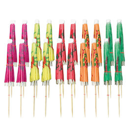 Amscan parasolletjes 20 stuks