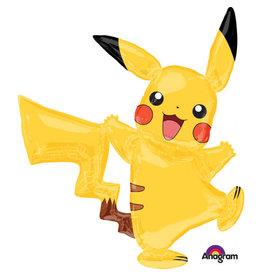 Amscan Airwalker Pikachu 132 x 139 cm