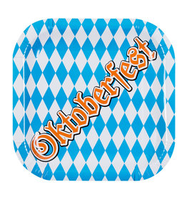 Boland Oktoberfest borden 6 stuks