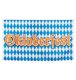 Boland Oktoberfest vlag 90 x 150 cm