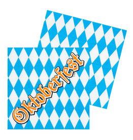Boland Oktoberfest servetten 12 stuks