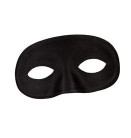 Boland oogmasker zwart basis 1 stuk