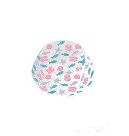 Amscan zeemeermin cupcake vormpjes 48 stuks