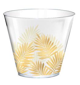 Amscan transparante cups Key West 30 stuks