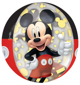 Amscan folieballon orbz Mickey Mouse 38 x 40 cm