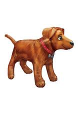 Amscan folieballon ultrashape hond 91 x 60 cm