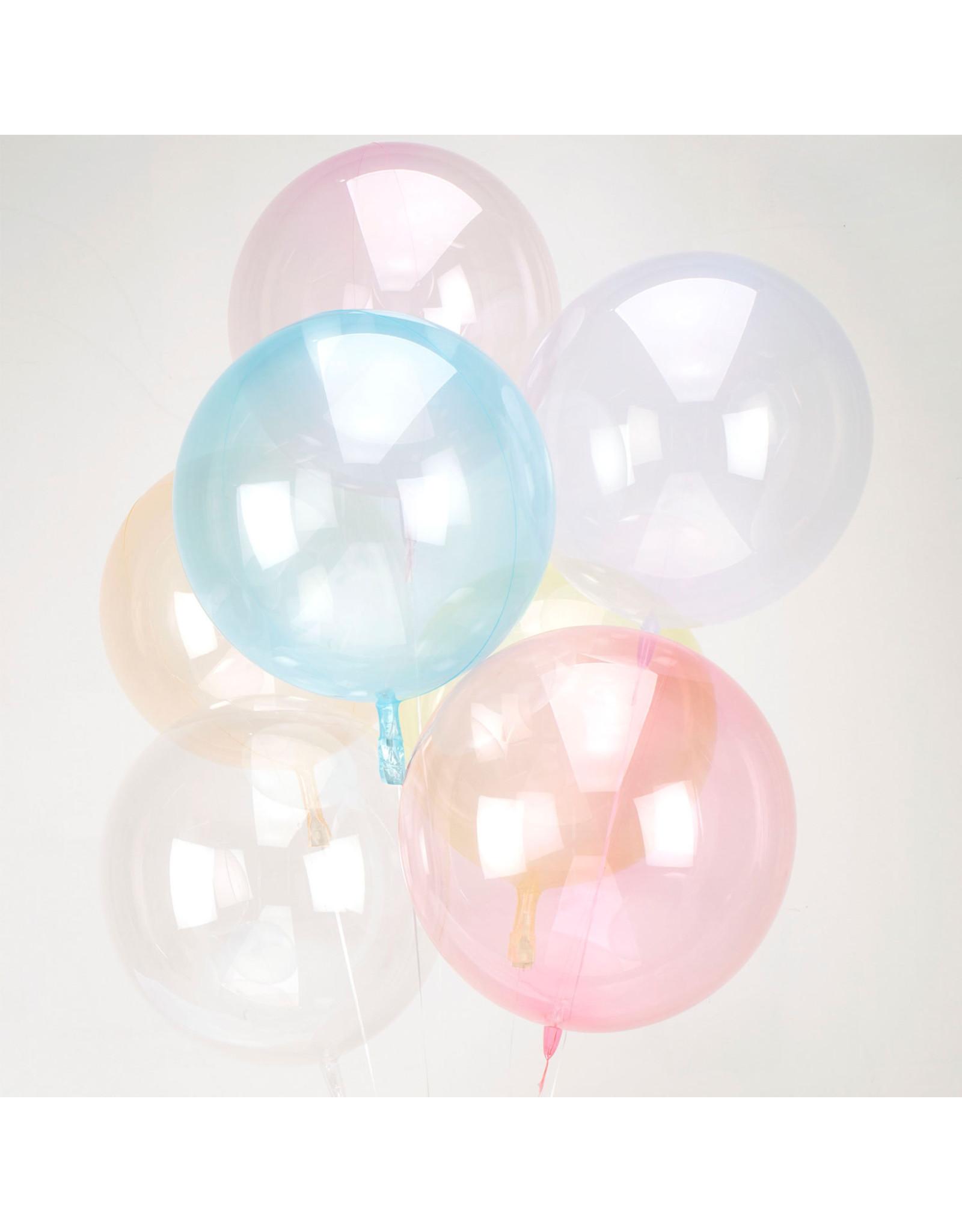 Amscan crystal clearz ballon 45-56 cm