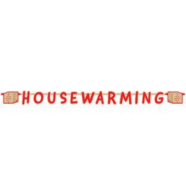House warming party letterslinger 1.75 meter