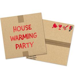 House warming party servetten 20 stuks