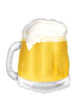 Amscan folieballon supershape bierpul