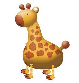 Amscan walking balloon giraffe 89 x 109 cm