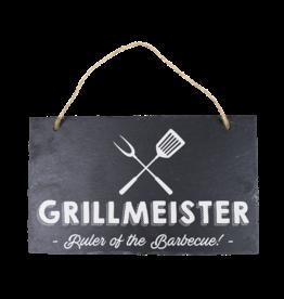 Leisteen bord Grillmeister
