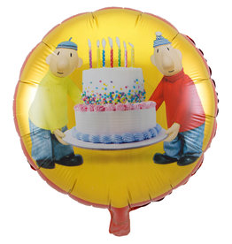 Buurman & Buurman folieballon 45 cm