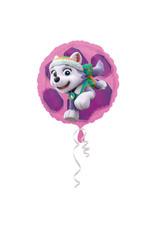Amscan folieballon paw patrol Skye & Everest 43 cm