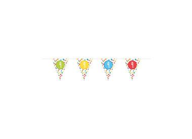 Festive colors leeftijd 1 t/m 10