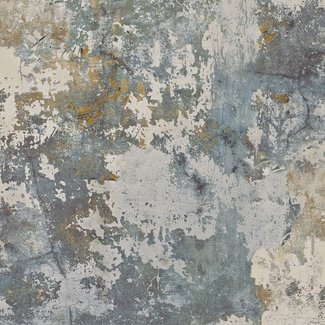 Dutch Wallcoverings Exposure betonlook grijs/groen - EP3001