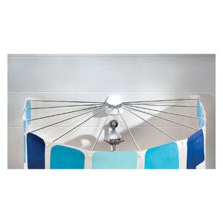 Kleine Wolke Paraplu systeen Big Spider wit 94x71cm