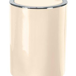 Kleine Wolke Afvalemmer Clap Mini naturel 1,5 ltr