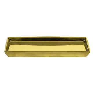 Kleine Wolke Kamschaal Glamour goud