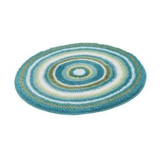 Kleine Wolke Badmat Mandala Turquoise, div. afm.