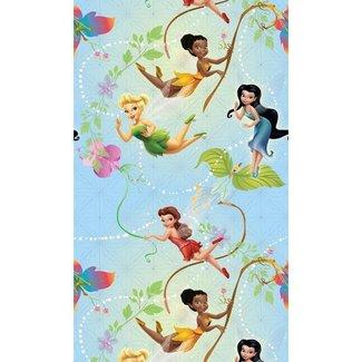 Dutch Wallcoverings AG Disney Fairies - WPD9711