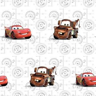 Dutch Wallcoverings AG Disney Cars - WPD9730