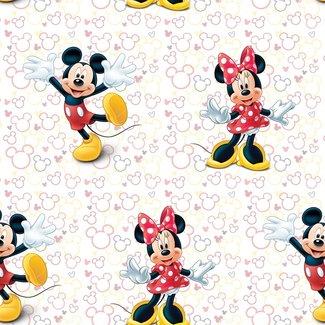 Dutch Wallcoverings AG Disney Mickey & Minnie - WPD9748