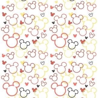 Dutch Wallcoverings AG Disney Mickey & Minnie dessin - WPD9749