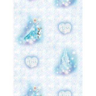 Dutch Wallcoverings AG Disney Frozen Elsa & Olaf - WPD9750