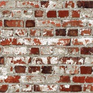 Dutch Wallcoverings Freestyle baksteen - 102538