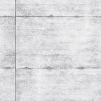 Dutch Wallcoverings Trilogy Smooth Concrete grijs - 22303