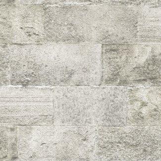Dutch Wallcoverings Palma beton grijs - 18127