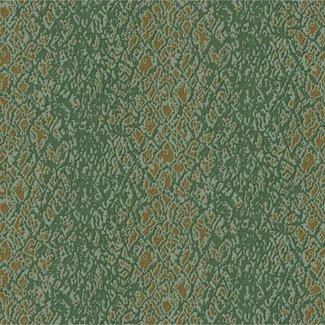 Dutch Wallcoverings Embellish stripe design green - DE120128