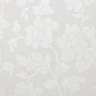 Dutch Wallcoverings Audacia bloem creme - 6460-3