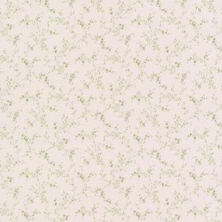 Dutch Wallcoverings Dollhouse 3 Saraphia Rose groen - 22121