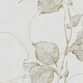 Dutch Wallcoverings La Veneziana 3 dessin grijs - 57943