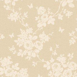 Dutch Wallcoverings Maison Chic Mariella beige/linnen - 22024