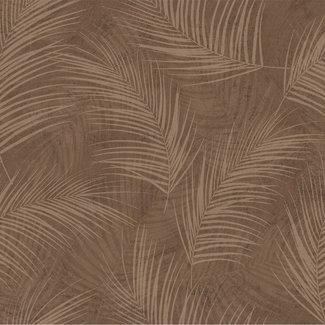 Dutch Wallcoverings Palma palm terracotta - 18116