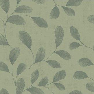 Dutch Wallcoverings Design Leaves green - 12019