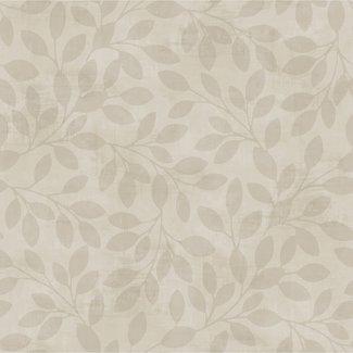 Dutch Wallcoverings Solitär leaf beige - 41016