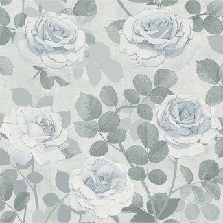 Dutch Wallcoverings Solitär rose grey - 41018