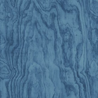 Dutch Wallcoverings Restored Plywood blauw - 24041