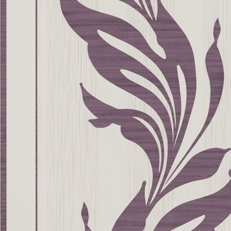 Dutch Wallcoverings Fifty Shades dessin beige/paars - 56732