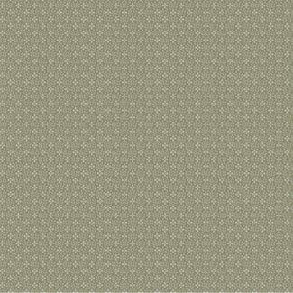 Dutch Wallcoverings Annuell kleine bloem grijsgroen - 11011