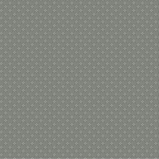 Dutch Wallcoverings Annuell kleine bloem grijs - 11012