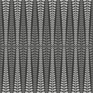 Dutch Wallcoverings Eclipse Stellar zwart/grijs - 23826