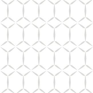 Dutch Wallcoverings Eclipse Fusion wit/grijs - 23853
