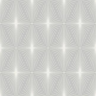 Dutch Wallcoverings Eclipse Starlight grijs - 23871